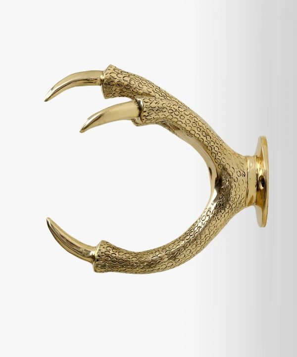 Gold Claw Holder