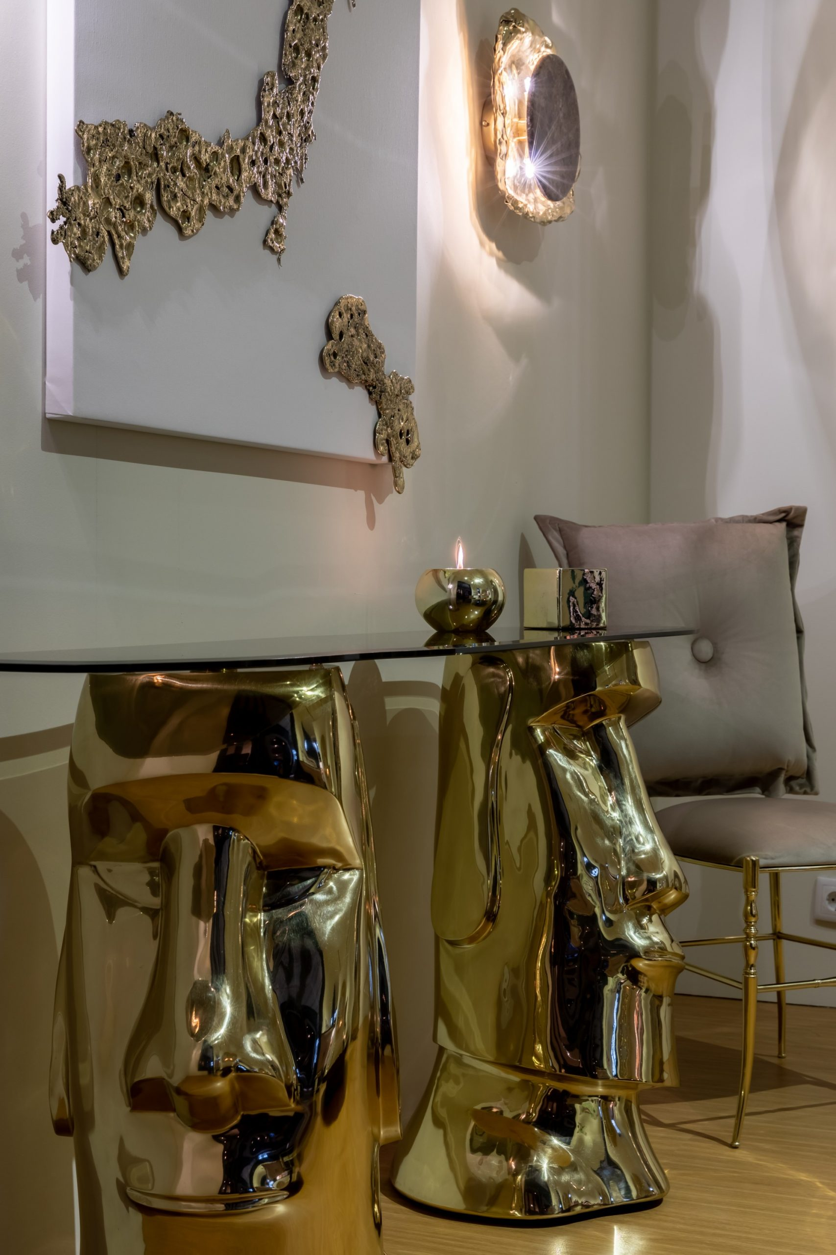 Decoration Console Table