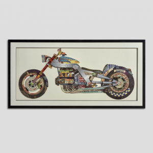 Harley Paintings Decoration
