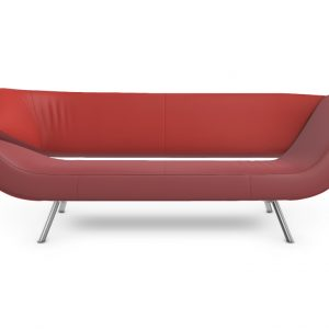 Lip Stick Sofa