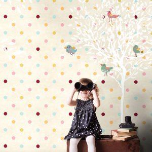 Classy kids wallpaper