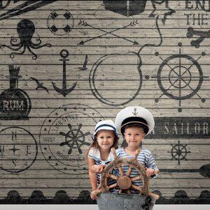 Sailor Kids Wallpaper