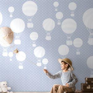 Fly Kids Wallpaper
