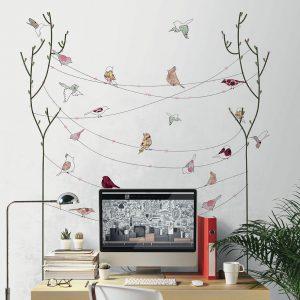 My Birds Kids Wallpaper