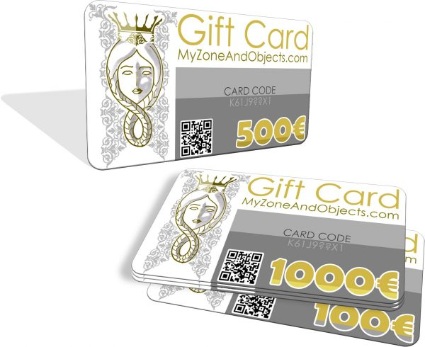 Home Decoration Gift Card